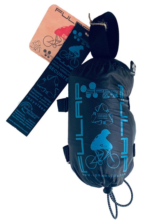 FULAP série limité 2021 noir avec motifs Bleu