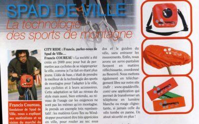 On est passé dans CityRide Magazine !